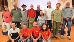 Lanzada celebra la montagna  E premia i suoi valorosi eroi