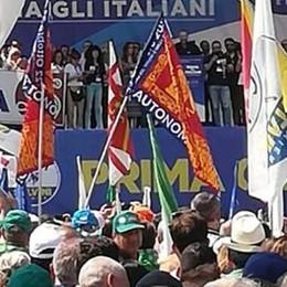 "La vittoria sondriese spinge Pontida  ""Civici""  sul pratone"