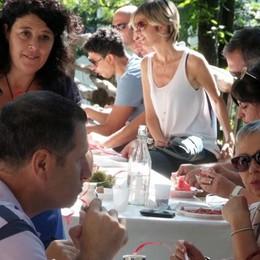 Chiavenna, alla Sagra dei Crotti c'è anche il concorso di pittura con il vino