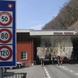 Valsolda, maxi cantiere   sulla strada dei frontalieri