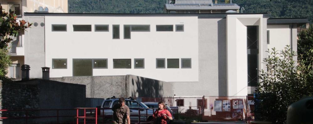 Casa della musica a Sondrio, la nuova forma attira gli sguardi