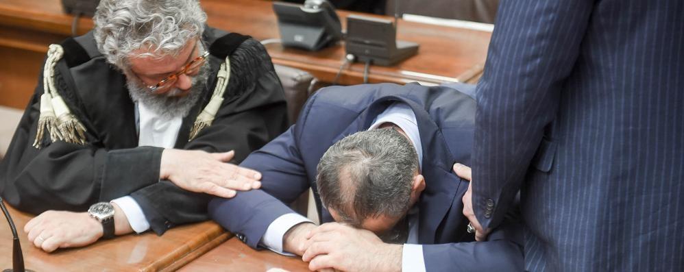 Carugo, delitto Molteni  Le motivazioni dell'ergastolo  al commercialista Brivio