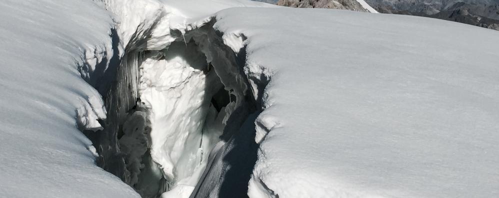 La triste conferma: i ghiacciai stanno male