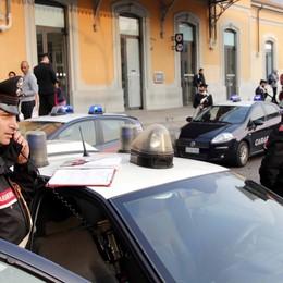 Botte e rapine in stazione  Arrestati due giovani stranieri