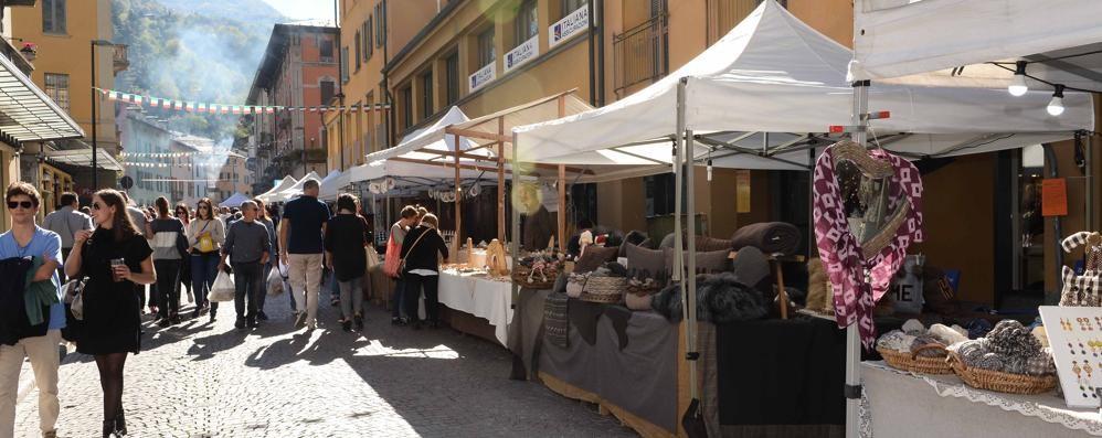 Mostra del Bitto a Morbegno, la regia a Borromini