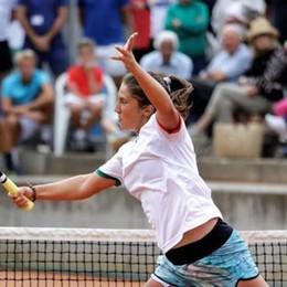 Federica Rossi sale sul tetto d'Europa  Ha vinto il titolo nel doppio juniores