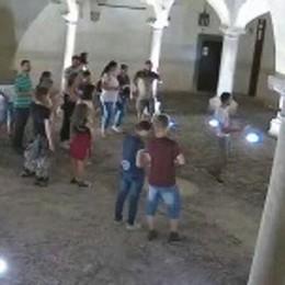Palazzo Besta a Teglio, un'ora per fuggire