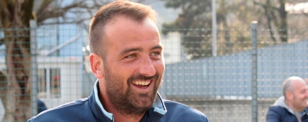Calcio, finisce l'idilio tra Sondrio e mister Colombo