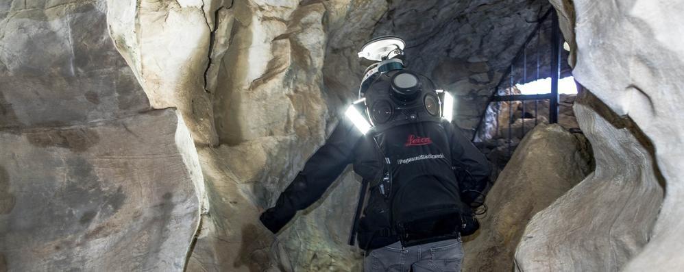 La Valmalenco e le sue grotte sbarcano a Las Vegas