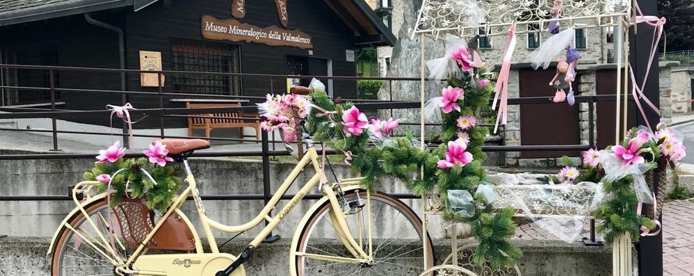 Valmalenco in rosa aspettando il Giro