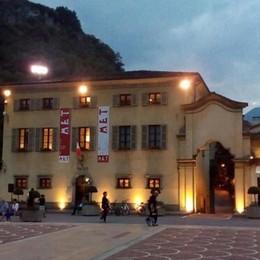 Tirano, cambia veste l'ex ufficio postale  Sarà il nuovo ingresso del museo