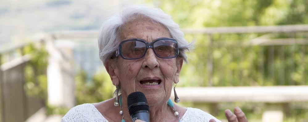 Milli Martinelli, Bormio   dice addio   a una vera Maestra