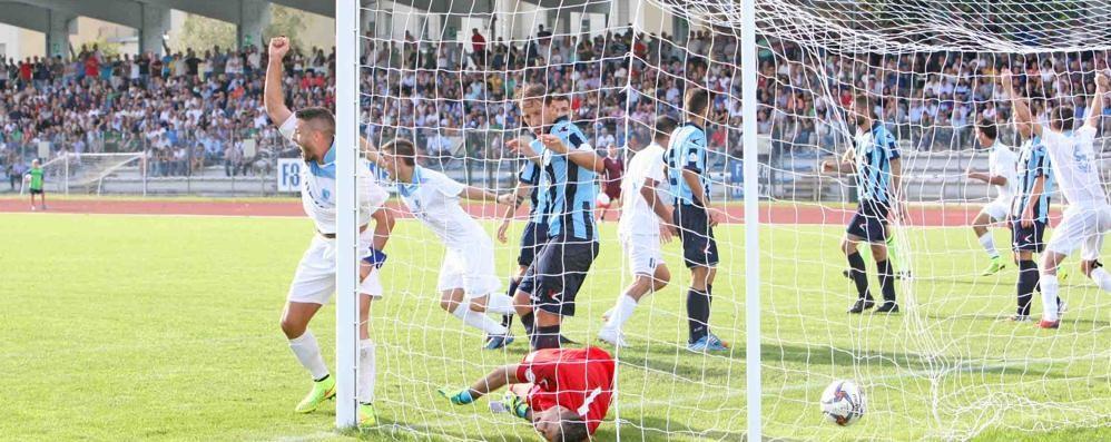 Coppa Italia, turno rinviato  Sondrio-Lecco non si gioca