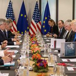 L'Europa sfida Trump, 'avanti gli affari con Teheran'