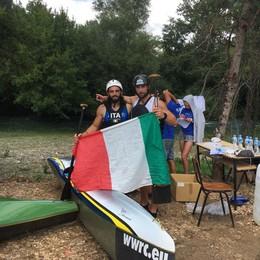 Campionato Europeo di canoa e  kayak: Dell'Agostino è argento