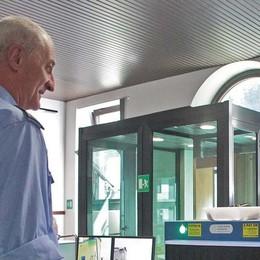 Sondrio, a palazzo di giustizia arriva il metal detector: «Roma ci ha ascoltati»