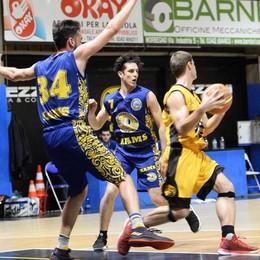 Basket serie C Silver, la Pezzini ritorna a correre