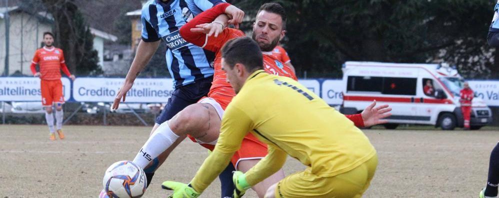 Calcio serie D, il Lecco batte il Sondrio alla Castellina 3-1
