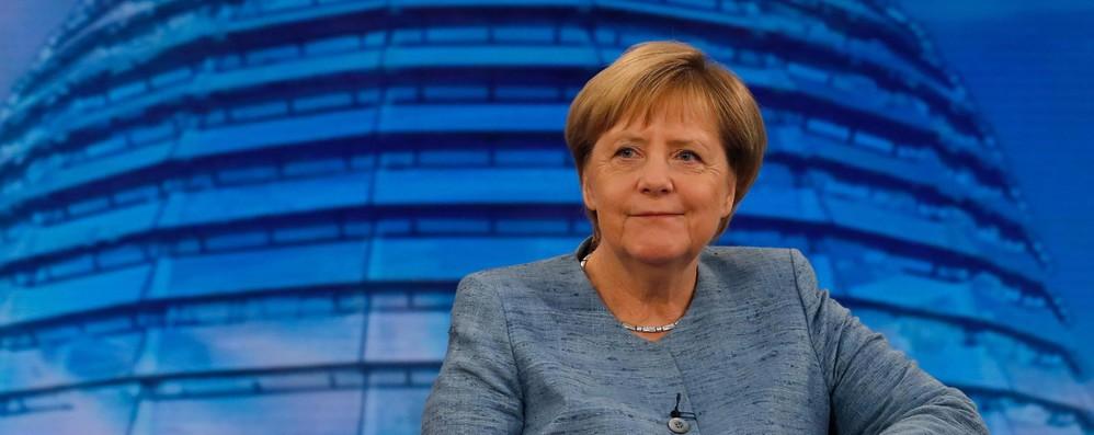 Come ricordarla Frau Merkel? 'Io ho a cuore Europa'