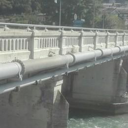 Sono cinque i ponti con criticità urgenti