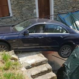 Teglio, morta la villeggiante travolta da un'auto