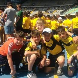 A Verona per vedere Ronaldo  Invito dell'As Sondalo ai ragazzi