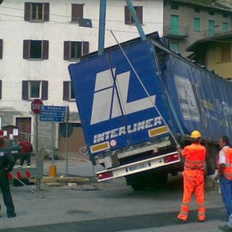 «Camion in Valle, ora più controlli»