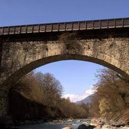 Manutenzione al ponte di Sazzo  La strada chiuderà per due mesi