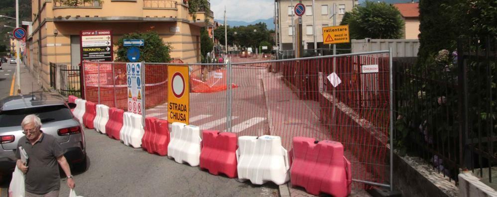 Chiude la ferrovia, bus sostitutivi tra Sondrio e Tirano