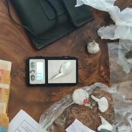 Disoccupato, arrestato per droga  Raffica di controlli in Valmalenco