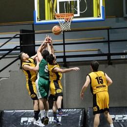 Basket, una Pezzini troppo stanca cede al Vercurago