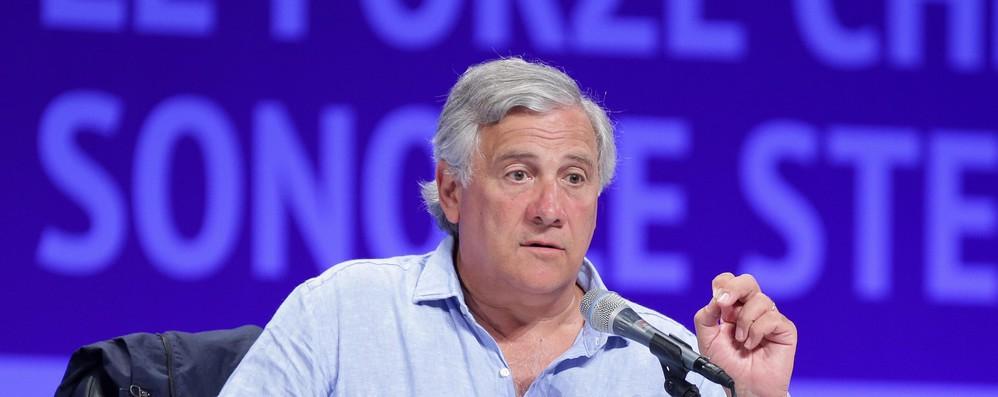 Tajani, linguaggio Moscovici non consono commissario Ue