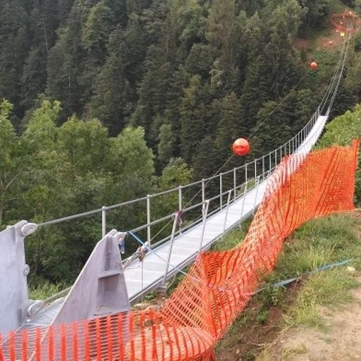 Tartano, cresce l'attesa per il ponte più alto di tutta Europa