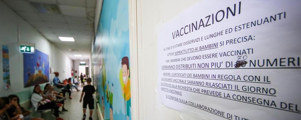 «Bambini non vaccinati, per loro niente asilo»
