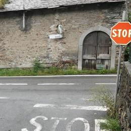 Grosio, via Santa Lucia sarà a senso unico: «L'uscita sulla provinciale è cieca»