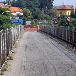 «Niente bisonti sul ponte di Brivio  E cartelli per i percorsi alternativi»