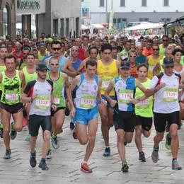 SoRun da record  Le strade di Sondrio  invase dai runner