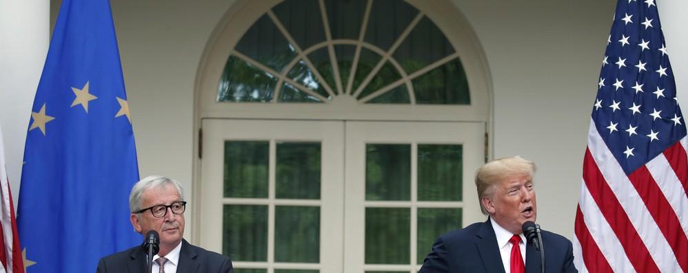 Dazi: Malmstroem, contatti Ue-Usa in corso, opportunità svolta