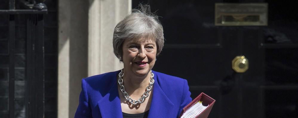 Brexit: May, nessun compromesso che non sia nell'interesse del Paese