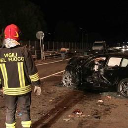 Il mortale sulla tangenziale di Sondrio, la vittima già coinvolta in un altro incidente