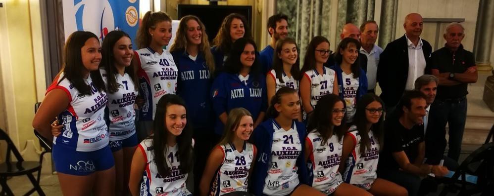 Dodici squadre e duecento ragazze  Torna la festa del Volley Open a Sondrio