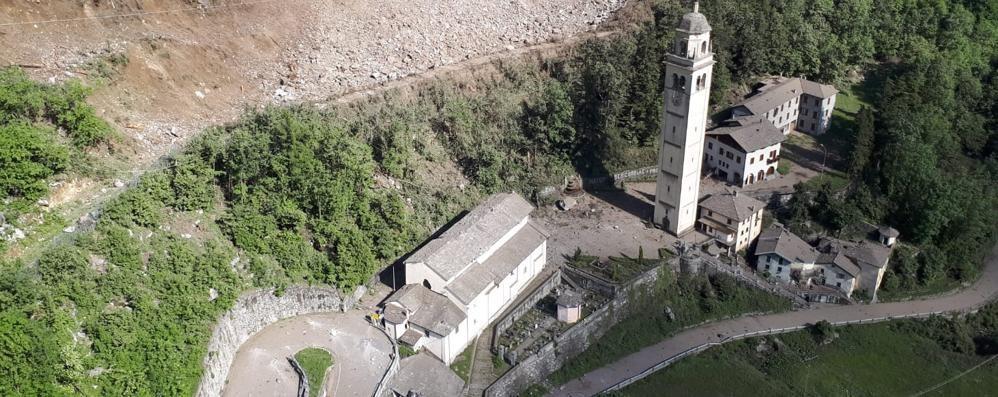 Santuario di Gallivaggio, 6 milioni per il ripristino