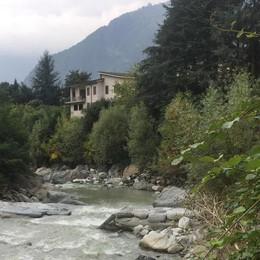 Chiavenna, passerelle sul lungo Mera  La Fondazione Cariplo dice sì
