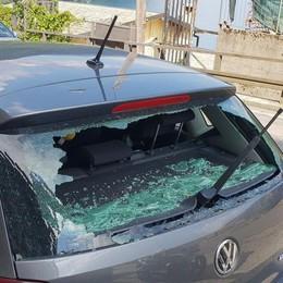 I vandali in Valle Intelvi?   «Erano in due, ubriachi»