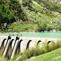 Valgrosina, da lunedì lo svaso nella diga di A2A: iniziano i controlli