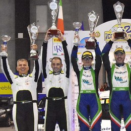 Fulmine Rossetti, è suo il nome nell'albo d'oro del Rally Coppa Valtellina
