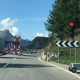 La strada per Sils, il progetto non passa  I tempi per i frontalieri si allungano