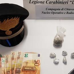 Droga, controlli in una scuola a Chiavenna: arrestato studente