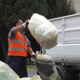 Meno rifiuti, più riciclo, differenziata in crescita in provincia e a Sondrio