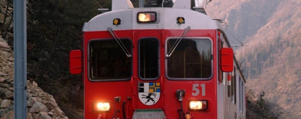«Lo sviluppo delle Alpi è nei treni»